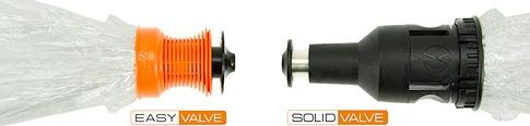 volcano easy vs solid valve